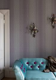 Grey And Purple Living Room Wallpaper by 5 Deliciously Decadent Wallpaper Ideas The Chromologist