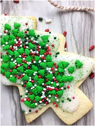Christmas Tree Meringues Cookies by Cookie Recipes Archives Kellie Rice Cakes