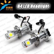 high power 50w 1800 lumens bright car headlight led bulb h4