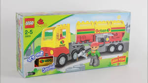 LEGO Duplo Tanker Truck 5605 - YouTube Tagged Octan Brickset Lego Set Guide And Database Duplo Town Tow Truck 10814 Walmartcom Playing With Bricks 60016 Tanker Review Lego Duplo Buy Online In South Africa Takealotcom Moc Shell Tanker Eurobricks Forums Brickcreator Semi Tractor Trailer Review 60132 Service Station Ville 5605 Ebay Ideas Product Ideas American Style Oil Racing Pit Crew Wtruck Group Photo Truck Flickr Amazoncom City Tank 3180 Toys Games City Grand Prix Formula Race Car