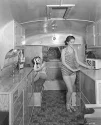 1940s Travel Trailer