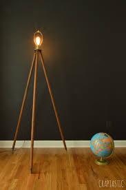 Surveyor Floor Lamp Target by Decor Awesome Tripod Lamp For Interior Lighting Ideas