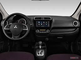 2015 Mitsubishi Mirage Dashboard