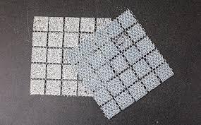 paper mounted vs mesh mounted glass mosaic tile mosaic supply