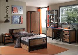 chambre style industrielle lit industriel 69949 chambre style industrielle alex 5 pi ces