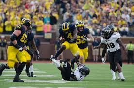 Michigan Takes Care Of Business Beats UCF 51 14