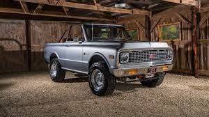 100 Blazer Truck 2018 K5 Chevy Restomod By Ringbrothers Top Speed