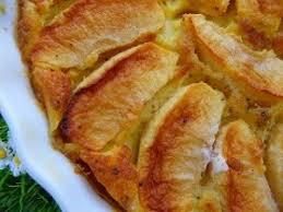 tarte sucree sans pate tarte aux pommes sans pate thermomix cuisine thermomix