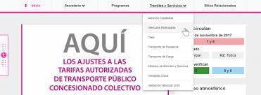 Catálogo De Trámites Instituto Queretano Del Transporte