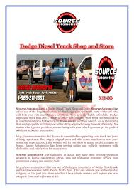 100 Diesel Truck Parts Dodge Shop And Store By Source Automotive Issuu