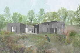 104 Eco Home Studio Couple Buy Neglected Plot To Build Dream Of The Future Cheshire Live