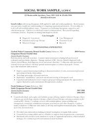Psychology Resume Templates Sample Social Work Examples Clinical Psychologist Template
