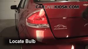 Brake Lamp Bulb Fault Ford Focus 2016 by How To Change Brake Light Bulb On Ford Galaxy 2010