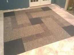 terrific carpet tiles basement 2 our part 40 installing tile