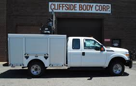 Ford F350 Utility Body - Cliffside Body Truck Bodies & Equipment ...