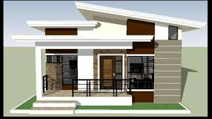104 Housedesign House Design 3bedroom Modern Bungalow With Floor Plan Youtube Modern Bungalow House Design Modern Bungalow House Plans Philippines House Design