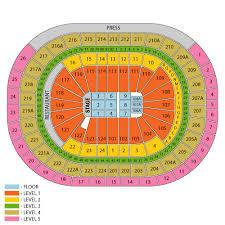 Wells Fargo Arena Seating Chart Tempe