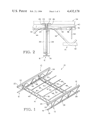 Distance Between Floor Joists by Patent Us4432178 Composite Steel And Concrete Floor Construction