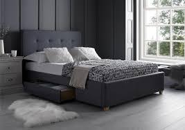 bed frames king size storage bed plans diy king size bed frame