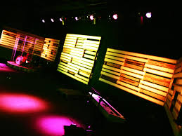 Todd Bougher Pallet Stage Design