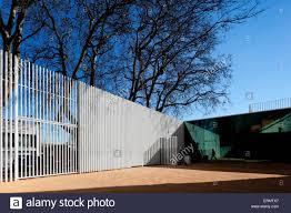 100 Ava Architects Fenced In Schoolyard Area Center School SMiguel De