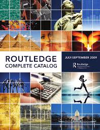 Routledge Complete Catalog