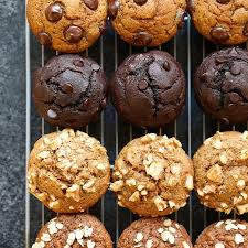 6 Healthy Muffin Recipes 1 Base Batter