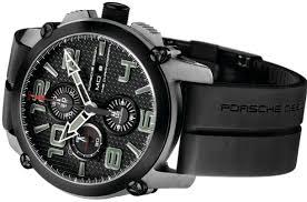 Porsche Design P 6930 Watch Costs over $10 000 autoevolution