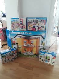 playmobil city wohnhaus inklusive zimme in 76227