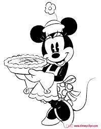 Classic Minnie Mouse Pie