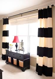 4 kinds of living room curtains ideas