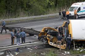 Driver In Deadly New Jersey Bus Crash May Have Been Making Illegal Turn Manchester Police Reported Two Dump Truck Crashes On The Same Road Crews Rescue Victim Trapped In After Henrico Crash Wtvrcom Dump Injures 1 Closes Danbury Fox 61 One Airlifted Charged With News Watch This Truck Flip After Smashing Highway Sign With Raised State Dot Reopens Route 233 Following Updated Driver Dead Swamp Road Crash Dead Whitby 680 News Causing Traffic Backup On 55 In Harrison Killed Tips Into Ditch San Juan County Clean Oil Spill Trucks Marysville