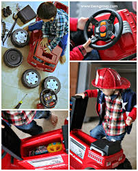 100 Radio Flyer Fire Truck Being MVP 25 Days Of Giveaways Battery Powered