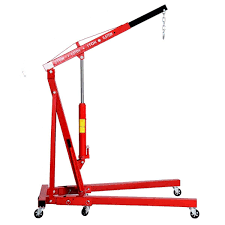 Amazoncom Goplus 2 TON Engine Hoist Stand Cherry Picker Ship Crane