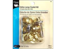Dritz Curtain Grommet Kit by Dritz Eyelet Kit X Large W Tool 7 16