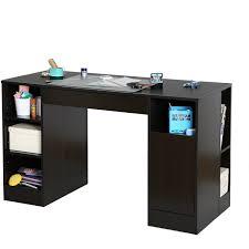 Small Corner Computer Desk Walmart by South Shore Crea Craft Table Multiple Finishes Walmart Com