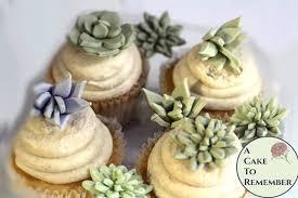 12 Small Edible Succulents Assortment Variety For Desert Wedding Cake Topper