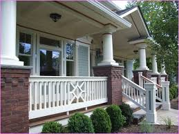 Front Porch Railing Ideas Home Design Ideas Railing Designs For