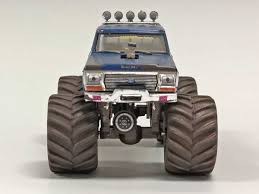 100 Bigfoot Monster Truck Toys 4x4 _4x4 Twitter