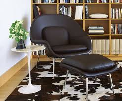 womb chair womb chair and ottoman modern classic furniture
