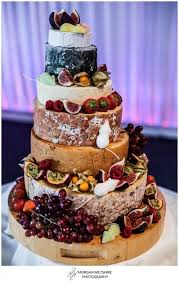 Something A Bit More Imaginative Than Cheese Board Great Alternative To The Wedding Cake For Loving Brides Grooms