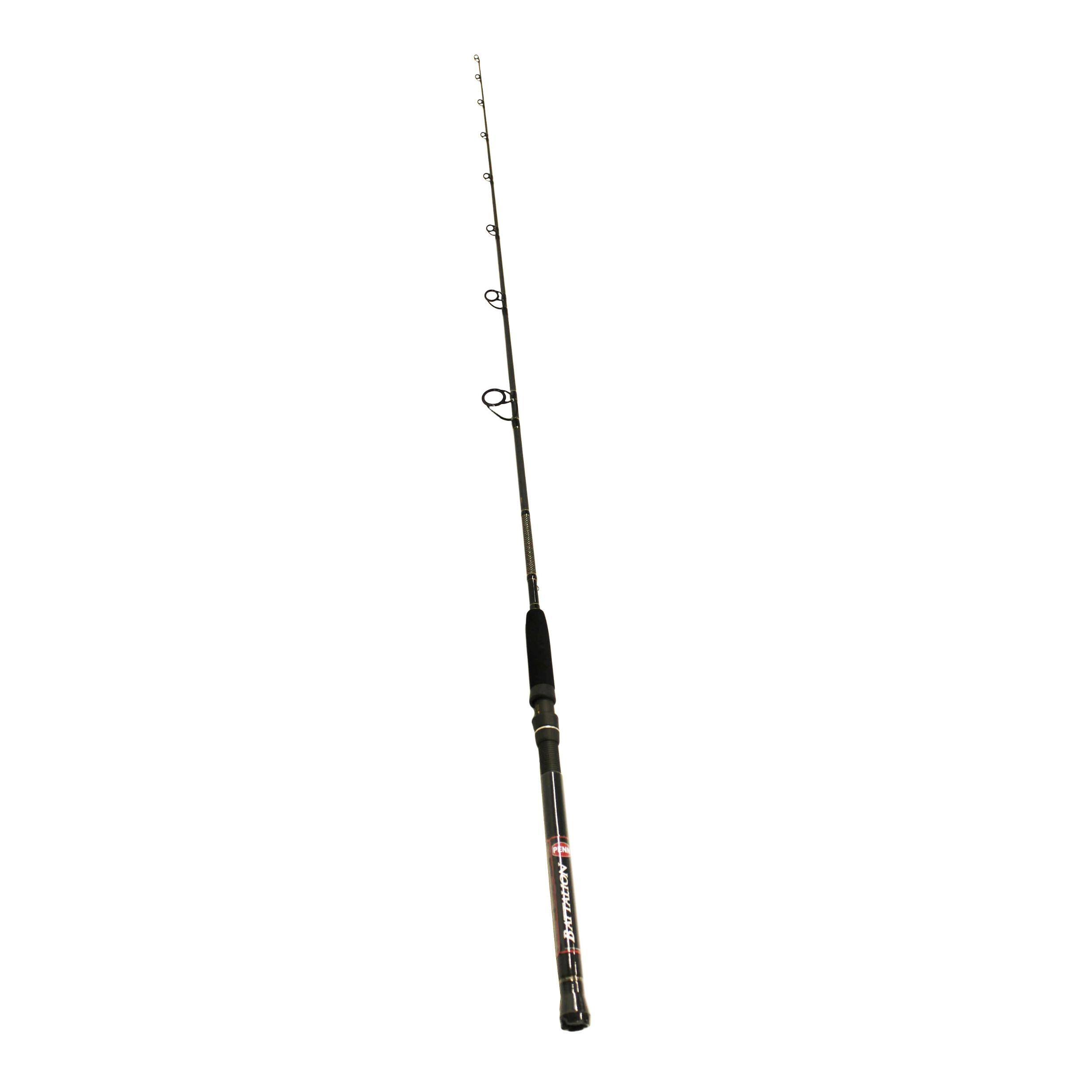 Penn Battalion Inshore Spinning Rod, 20-40-Pound/7-Feet