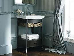 Kohler Archer Pedestal Sink by K 2449 Archer Petite Vanity Kohler