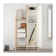ivar cabinet with doors white ikea ivar schrank
