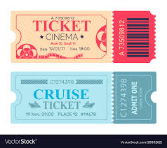 Cinema Ticket Cruise Coupon
