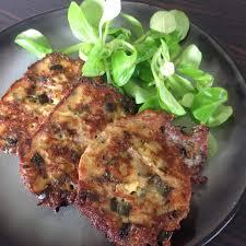 recettes de cuisine avec le vert du poireau galettes au rassis et au vert de poireaux la cuisine