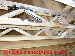 Sistering Floor Joists To Increase Span by Framing U0026 Sheathing Materials A Photo Guide To Types U0026 Age Of