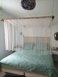 chambre baldaquin ciel de lit bambou diy baldaquin suspendu chambre chambre