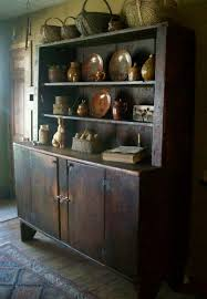 The 25 Best Primitive Hutch Ideas On Pinterest