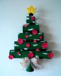 Como Hacer Arbol De Navidad Pared Con Tubos Carton Mas Ideas Para Reutilizar Los Que Vienen Debajo Del Papel Bano Y Cocina